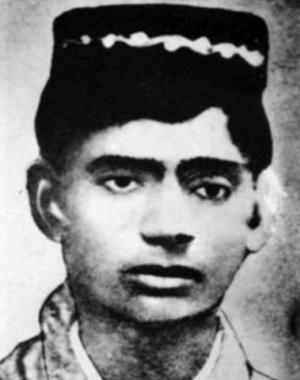 Childhood photograph of Sardar Patel