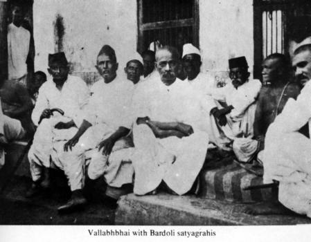 Bardoli peasants campaign against the Government of Bombay, 1928